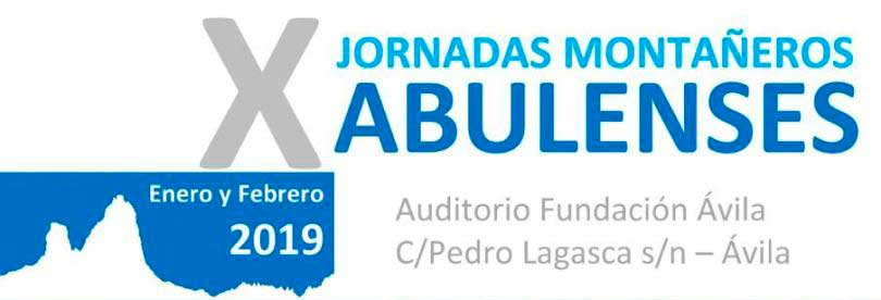 X Jornadas Montañeros Abulenses