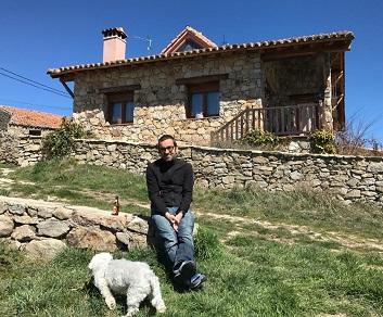 Casa rural que admite perros. La Casa del Altozano.