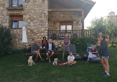 Casa rural que admite perros. Casa del Altozano. Navarredonda de Gredos,