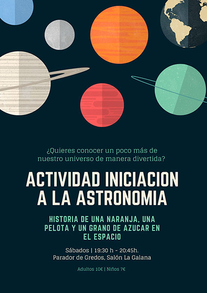 astronomia en gredos