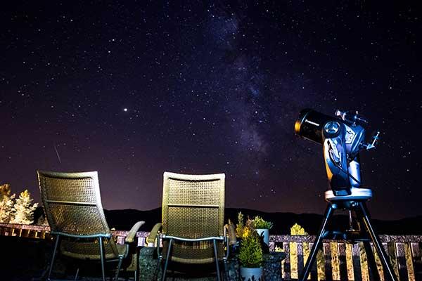 Gredos Norte - Observación estrellas