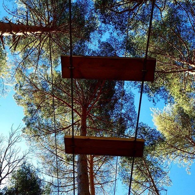 Parque de aventuras Gredos.