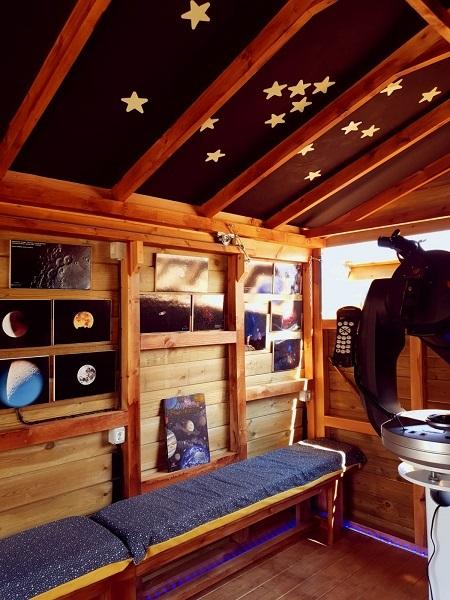 Polaris, observatorio astronómico
