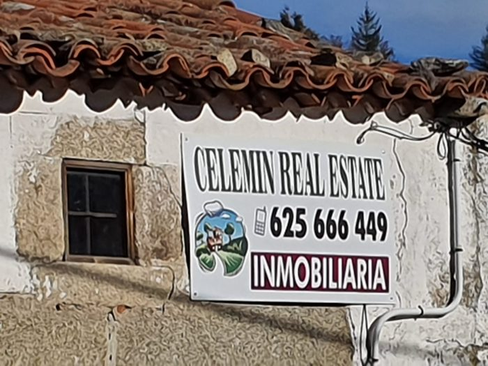 Celemín Real State, inmobiliaria en Navarredonda de Gredos.