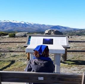 Mirador estelar de Navarredonda de Gredos.