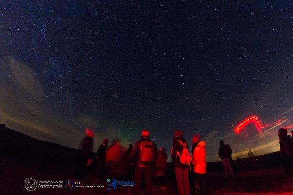 qué es la contaminación lumínica. cómo afecta a la Observación astronómica