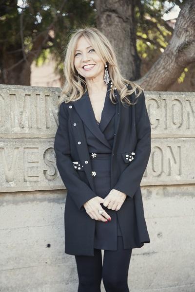 Antonia Varela, directora de la Fundación Starlight.