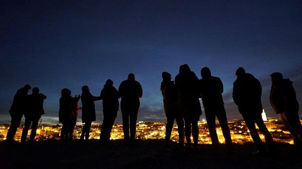 qué es la contaminación lumínica. cómo afecta a la Observación astronómicaContaminación lumínica