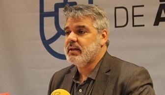 Roberto Rodriguez, Técnico de Asuntos Europeos, Energia y Turismo de la Diputación de Ávila.