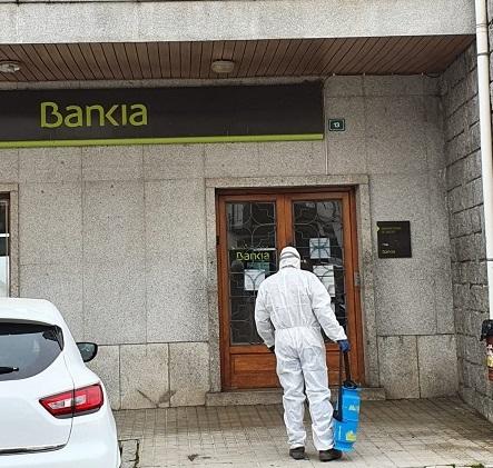 Fumigando Bankia