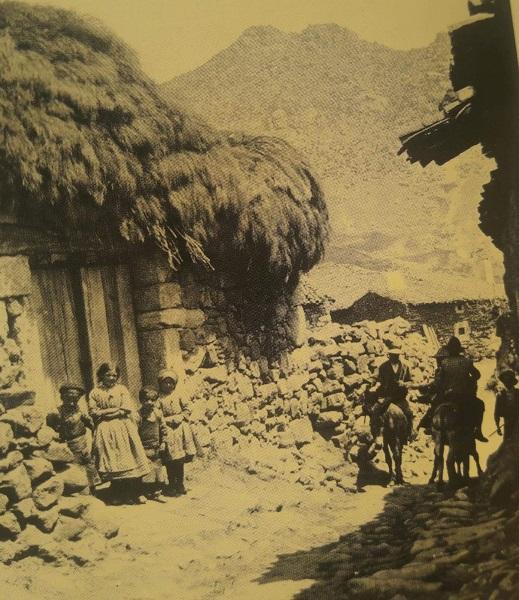 Foto antigua Gredos