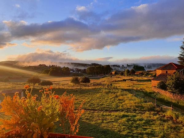Gredos. Vista desde La Casa del Altozano