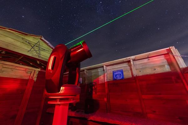 Observatorio astronómico en Gredos, Polaris