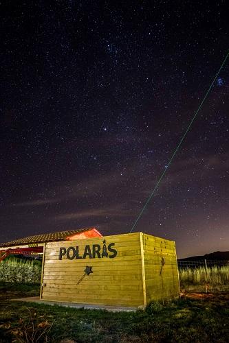 Observatorio astronómico Polaris en Gredos