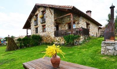 Casa del Altozano en Gredos