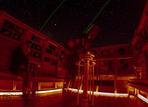 observatorio astronómico Polaris