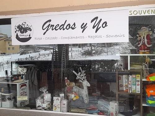 Gredos y yo. Tienda en Hoyos del Espino. Ávila. Comprar en Gredos.