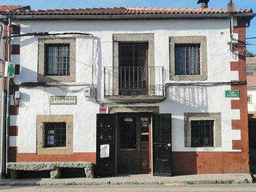 Farmacia de Navarredonda de Gredos. Ávila. comprar en Gredos.