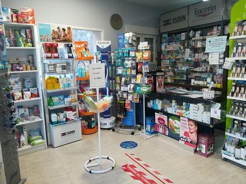 Farmacia de Hoyos del Espino. Ávila. Comprar en Gredos.