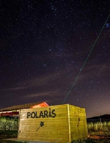 Observatorio astronómico Polaris, en Navarredonda de Gredos, Ávila.