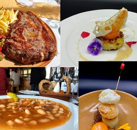 dónde comer en Gredos
