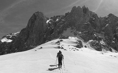 Gredos, esquí de travesía