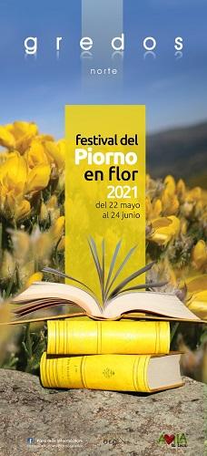 Festival del Piorno en flor. Gredos.